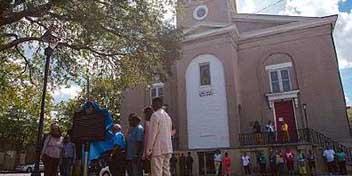 First African Baptist Church: Savannah GA